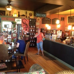 Photo taken at Dancing Turtle Coffee Shop by IConJohn on 8/29/2014