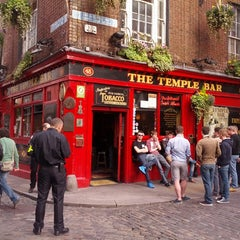 Photo taken at The Temple Bar by Dmitry K. on 5/6/2013