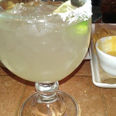Photo taken at On The Border Mexican Grill & Cantina by Lisa C. on 7/26/2013