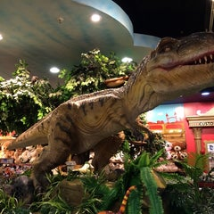 Photo taken at Hamleys by Srinivas J. on 5/25/2014
