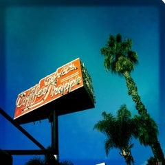Photo taken at Cora's Coffee Shoppe by Perlorian B. on 12/6/2012