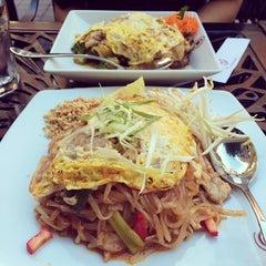 Photo taken at Thai Pavilion by Angel J. on 6/2/2014