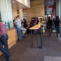 Photo taken at Starbucks by alfred f. on 11/9/2013