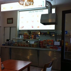 Photo taken at Hallal Fast Food by Jaro V. on 9/28/2011