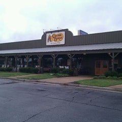 Photo taken at Cracker Barrel Old Country Store by Josh M. on 3/26/2011