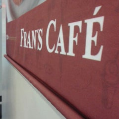 Photo taken at Fran's Café by Felipe M. on 7/25/2013