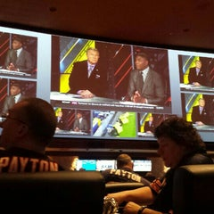 Photo taken at The Mirage Race & Sports Book by Kurt G. on 1/3/2016