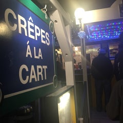 Photo taken at Crepes a la Cart by Jose H. on 4/8/2015