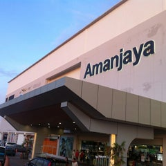 Photo taken at Amanjaya Mall by Ferdy B. on 6/2/2013