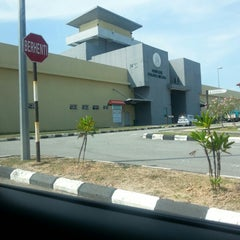 Photo taken at Kompleks Penjara Melaka by johnna a. on 4/22/2015