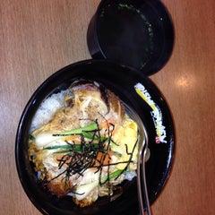 Photo taken at Oishi Ramen (โออิชิ ราเมน) by Bird G. on 12/1/2013