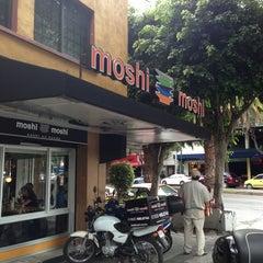 Photo taken at Moshi Moshi by Diana D. on 7/2/2013