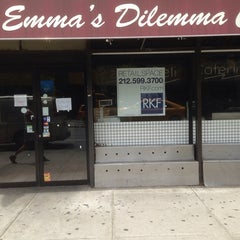 Photo taken at Emma's Dilemma by Sean C. on 7/9/2014