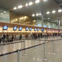 Photo taken at Aeropuerto Internacional El Dorado (BOG) by Andrés M. on 6/6/2013