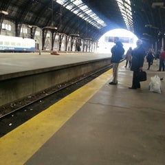 Photo taken at Trenes de Buenos Aires S.A. by Julieta B. on 5/16/2013