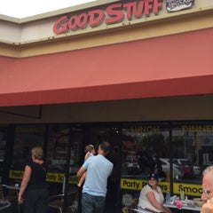 Photo taken at Good Stuff by Jon S. on 7/14/2014