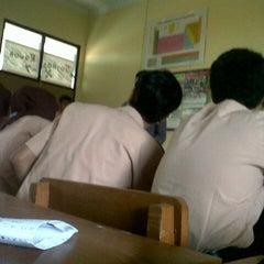 Photo taken at SMA Negeri 3 Sidoarjo by Dessi S. on 3/29/2014