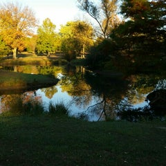 Photo taken at Southeastway Park by Ken Y. on 10/18/2015