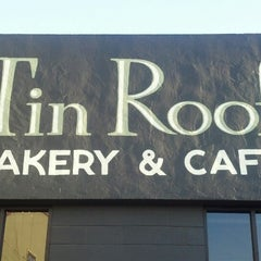 Photo taken at Tin Roof Bakery by Nathan on 12/21/2013
