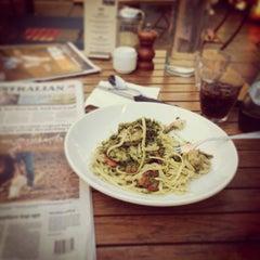 Photo taken at Cafe Pieno by Alex B. on 5/25/2013