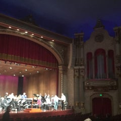 Photo taken at Stefanie H. Weill Center for the Performing Arts by Laura A. on 3/19/2016