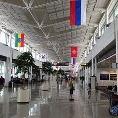 Photo taken at Washington Dulles International Airport by Artem G. on 6/13/2013