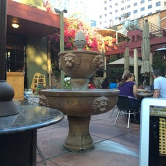 Photo taken at San Pedro Square Bistro & Wine by Suzanne R. on 8/29/2014