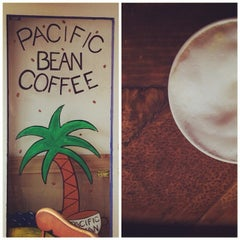 Photo taken at Pacific Bean Coffee by Anna M. on 4/22/2014