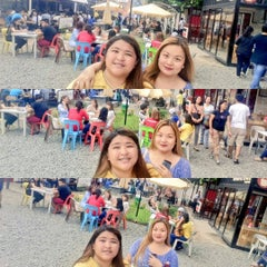Photo taken at Maginhawa Street by Micha F. on 7/5/2015