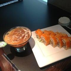 Photo taken at Sushi Roll by Eduardo Eliud C. on 12/29/2012