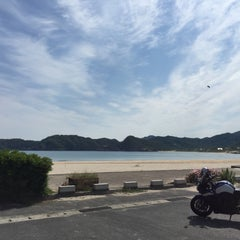 Photo taken at 浦富海岸 by ブリブリモンキー on 5/22/2015