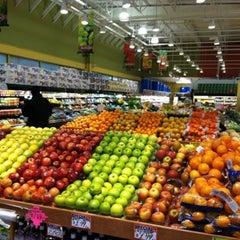 Photo taken at City Supermarket Irvington by Abdullah Yilmaz T. on 12/21/2014