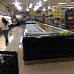 Photo taken at City Supermarket Irvington by Abdullah Yilmaz T. on 10/4/2013