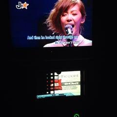 Photo taken at K Box Karaoke Embassy by Canny P. on 2/6/2014