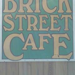 Brick Street Cafe Greenville Sc Dinner Menu