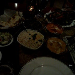 Photo taken at Bombay Bistro North by Drolley R. on 11/18/2012