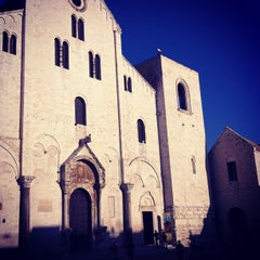Photo taken at Basilica di San Nicola by Artem D. on 9/18/2012
