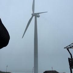 Photo taken at Bangui Windmills by Michael E. on 8/22/2015