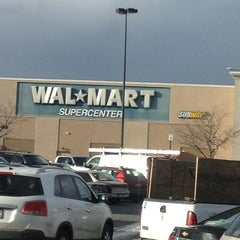 Photo taken at Walmart Supercenter by Phillip E. on 3/11/2013
