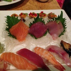 Photo taken at Hachi Asian Bistro by Brian on 6/13/2013