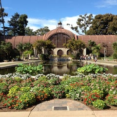 Photo taken at Balboa Park by Wilda D. on 8/30/2013