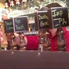 Photo taken at Portsmouth Brewery by Jennifer D. on 2/3/2013