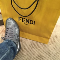 Photo taken at Fendi by Mehdi S. on 4/20/2015