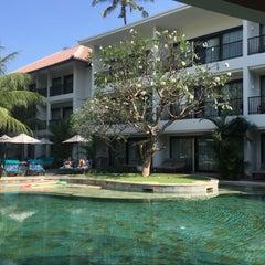 Photo taken at Ramada Resort Camakila Bali by Ting on 8/24/2015
