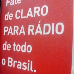 Photo taken at Claro S/A São Paulo itaim bibi by Guilherme B. on 1/8/2014