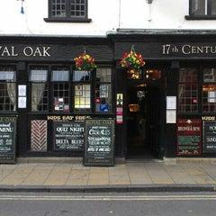 Photo taken at The Royal Oak by Ed W. on 8/12/2013