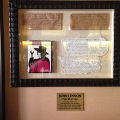 Photo taken at Hard Rock Cafe Venezia by Michael K. on 5/8/2013