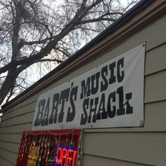 Photo taken at Bart's Music Shack by Taylor S. on 3/31/2013