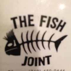 Photo taken at Fish Joint by David S. on 5/9/2013