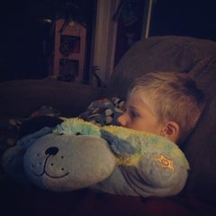 Photo taken at Family Movie NIght by Tanya G. on 11/10/2013